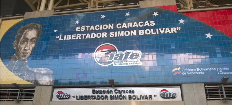Estacion Caracas